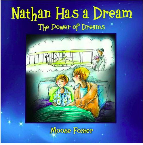 book cover of Nathan Has a  Dream