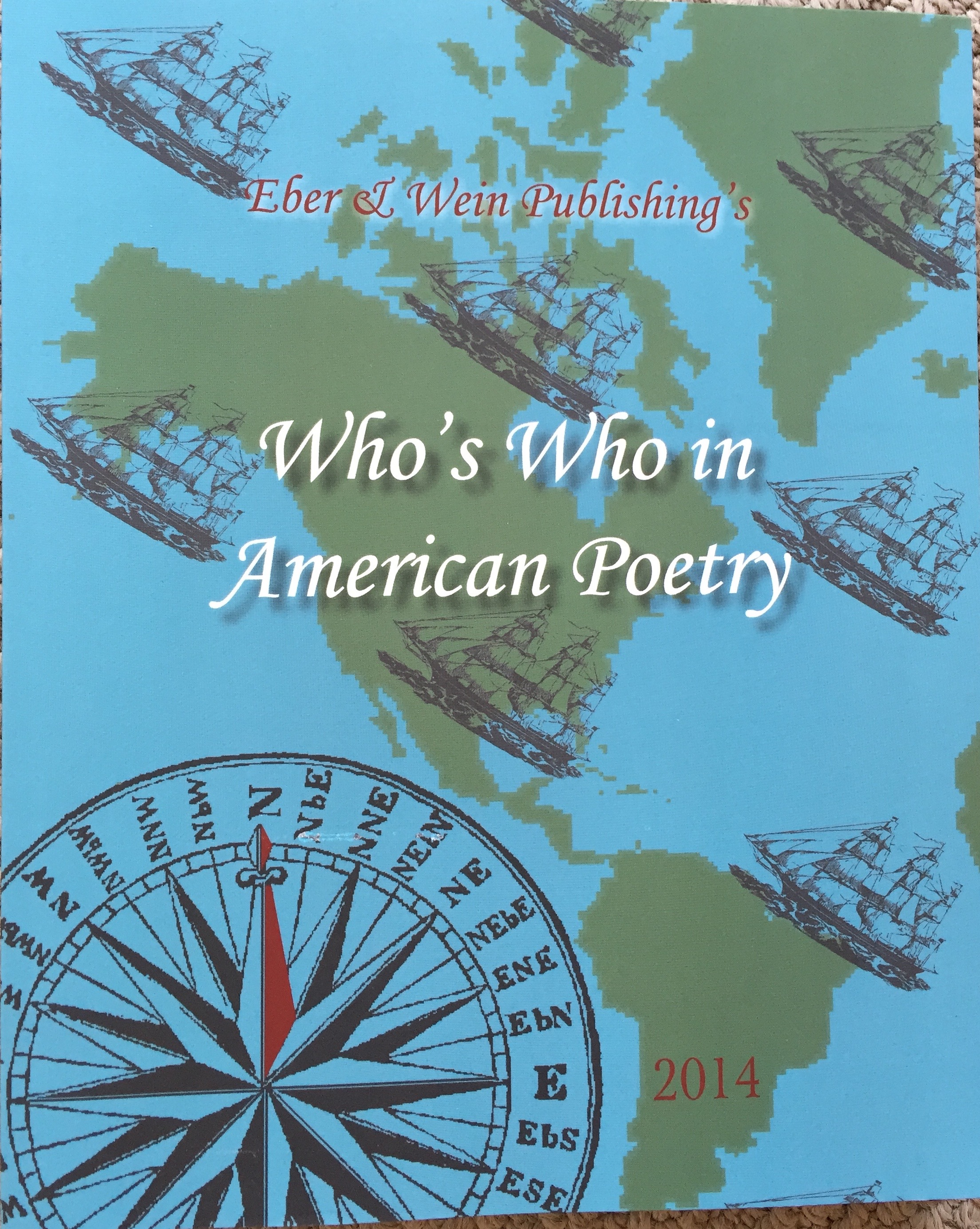 book Who's Who in American  Poetry 2014